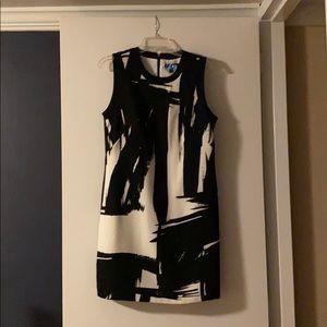 Paint Stroke Dress